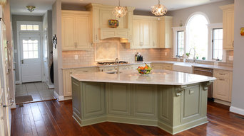 Clifton, VA Kitchen Quartzite