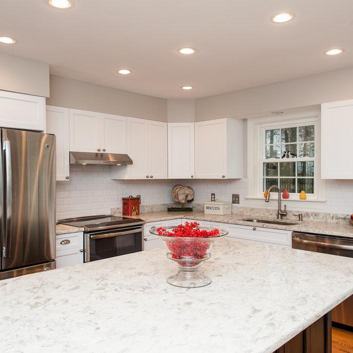 Clifton White Kitchen Cabinets