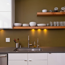 Modern Kitchen by Red Princess Productions