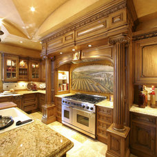 Traditional Kitchen by Hungeling Design, LLC
