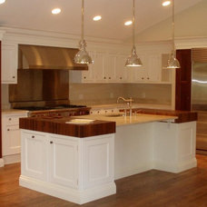 Traditional Kitchen by Wolfe Design House
