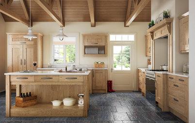 Материал: Напольная плитка в кухне — что важно, а что нет