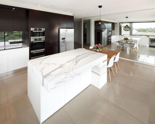saveemail - Modern Kitchen Counter