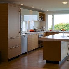 Contemporary Kitchen by PLACE architect ltd.