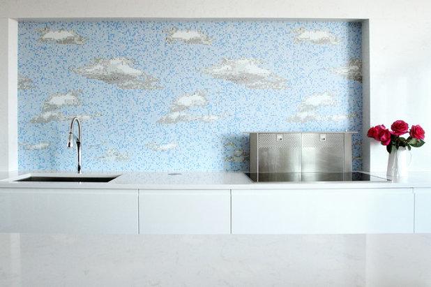 Современный Кухня by design studio M