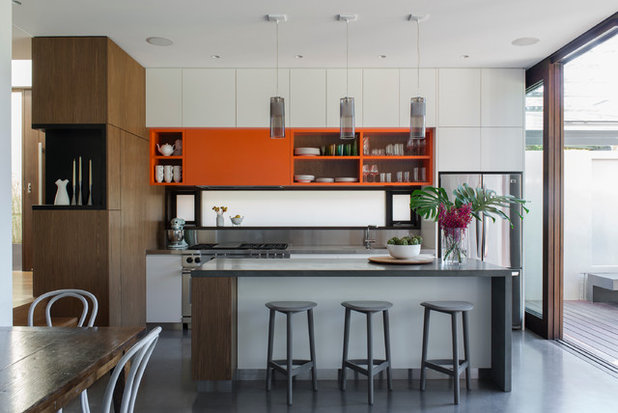 Contemporary Kitchen by D'Cruz Design Group Sydney Interior Designers