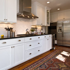 Traditional Kitchen by Stuart Nordin Design