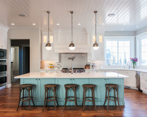 mixing kitchen cabinet colors mixing cabinet colors houzz 7547