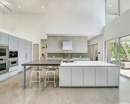 Kitchen Backsplash Glass our 50 best kitchen with glass tile backsplash ideas & remodeling