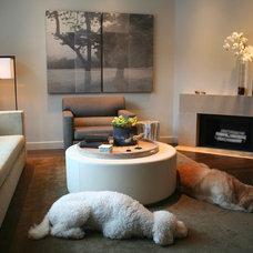 Modern Kitchen by CMR Interiors & Design Consultations Inc.