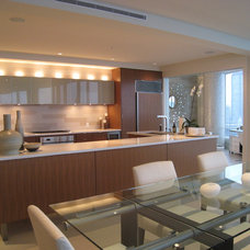Contemporary Kitchen by Johnson + McLeod Design Consultants