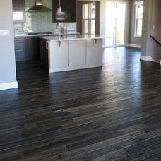 Contemporary Kitchen by Distinctive Floors Residential