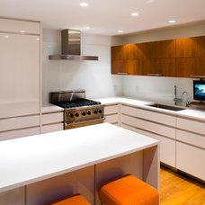 Contemporary Kitchen by Andrea Rodman Interiors