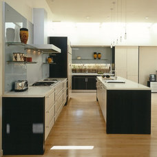 Contemporary Kitchen by Anita Lewis Design Concepts