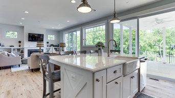 Coastal Beach Style Kitchen Remodel Arnold, MD