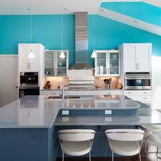Contemporary Kitchen by CG Interior Design