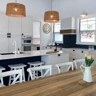 Coastal Farmhouse Kitchen/dining