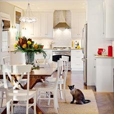 Traditional Kitchen by Blue Garnet Design/The Design Mill