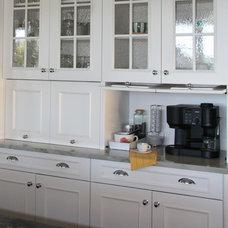 Traditional Kitchen by Balda Interiors