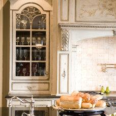 Contemporary Kitchen by Habersham