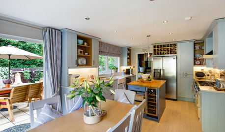 My Houzz: An Interior Designer's Bright and Cosy Family Home