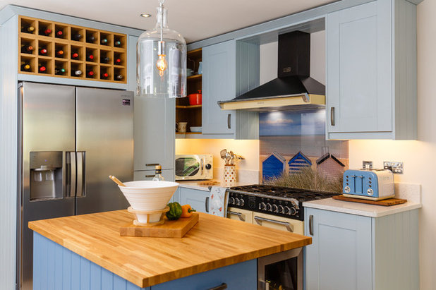 Coastal Kitchen by Jenny Ballantyne Interiors