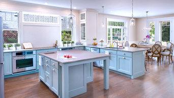 Coastal Kitchen - Paintgrade
