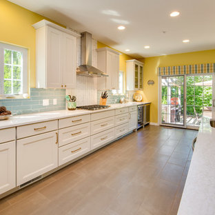 Coastal Kitchen Remodel in South Haven