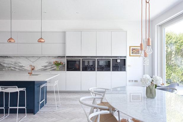 Contemporary Kitchen By Newcastle Design