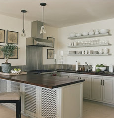 contemporary kitchen by Random House