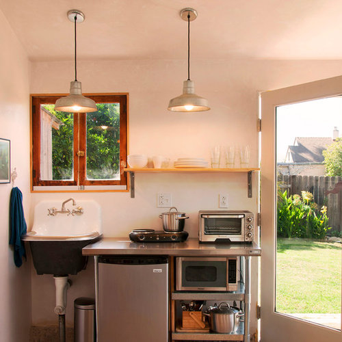 mini kitchen | houzz