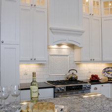 Traditional Kitchen by Southern Studio Interior Design