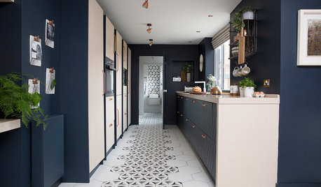 Kitchen Tour: A Petite Terrace Gains Space Without Being Extended
