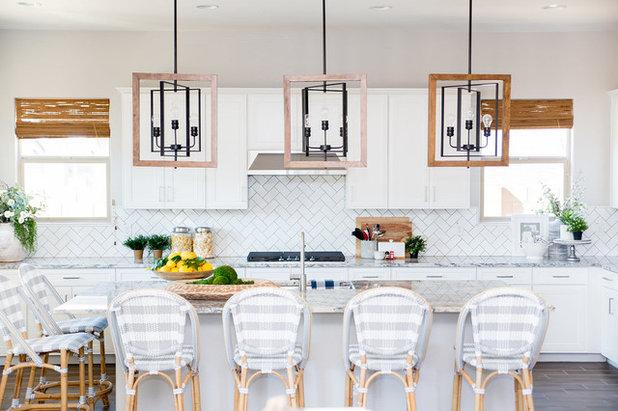 Coastal Kitchen by Kimberley Kay Interiors