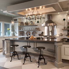 Transitional Kitchen by The Design Source Ltd