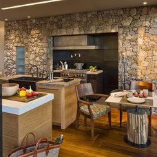 Contemporary Kitchen by Studio Schicketanz