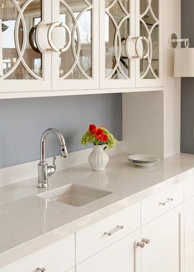 Contemporáneo Cocina by Kitchen Cove Cabinetry & Design