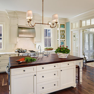 Full Overlay Kitchen Cabinet | Houzz