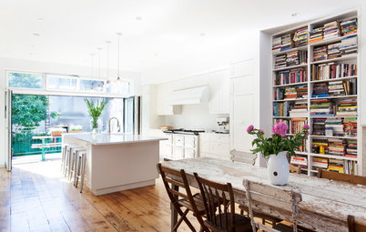 Decorating: How to Make Open-plan Design Work in Any Property