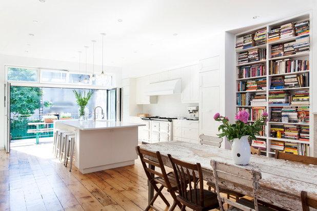 Contemporary Kitchen by Bonaventura Architect