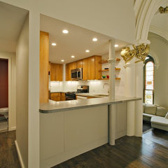 eclectic kitchen by nC2 architecture llc