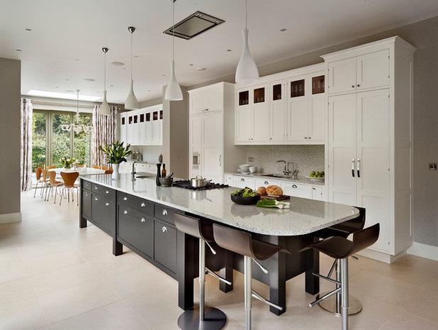 Transitional Kitchen by Sola Kitchens