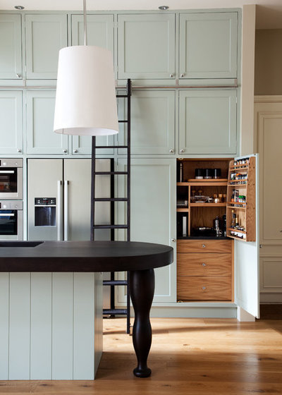 Houzz Tour A Divided London Home Comes Together Again