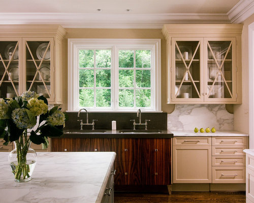 Exotic Wood Cabinets Ideas, Pictures, Remodel and Decor