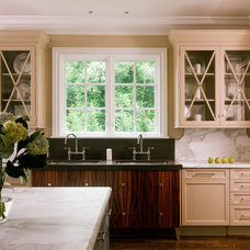 Eclectic Kitchen by Lobkovich Kitchen Designs, Inc.