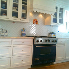 Traditional Kitchen Coconut Grove renovation 1925 house