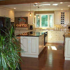 Transitional Kitchen by Sullivan Brothers Remodeling LLC