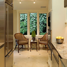 Eclectic Kitchen by Christine Suzuki, ASID, LEED AP