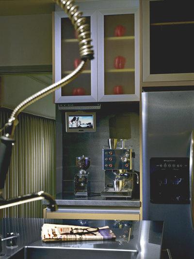 Contemporary Kitchen by Christine Suzuki, ASID, LEED AP