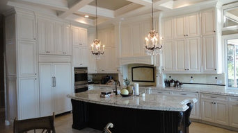 Coffered Ceiling - Placido Bayou, St. Petersburg